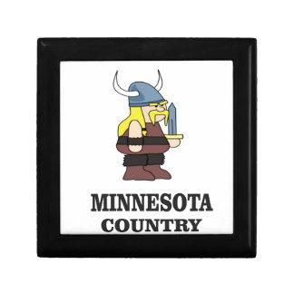 Boîte À Souvenirs Pays du Minnesota
