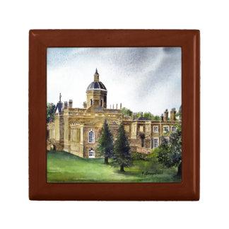 Boîte À Souvenirs Peinture d'aquarelle de Howard North Yorkshire de