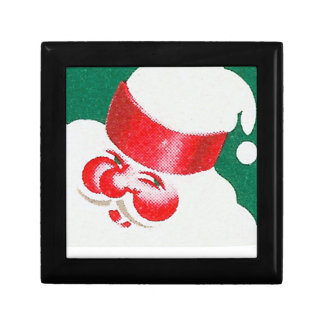 Boîte À Souvenirs Père Noël