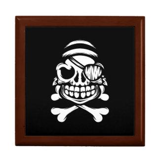 Boîte À Souvenirs Pirate gai
