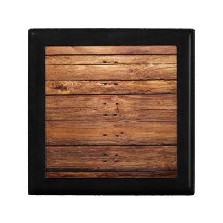Boîte À Souvenirs plancher en bois