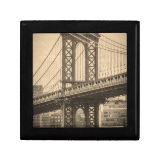 Boîte À Souvenirs Pont de Manhattan