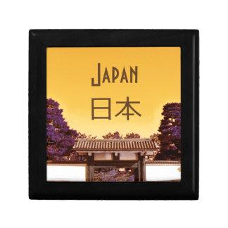 Boîte À Souvenirs Porte de temple à Tokyo, Japon