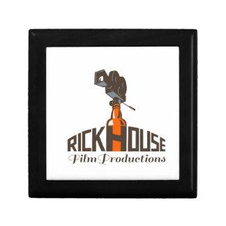 Boîte À Souvenirs Productions cinématographiques de Rickhouse rétros