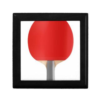 Boîte À Souvenirs Raquette de ping-pong