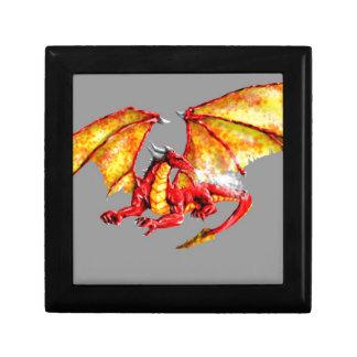 Boîte À Souvenirs Red dragon