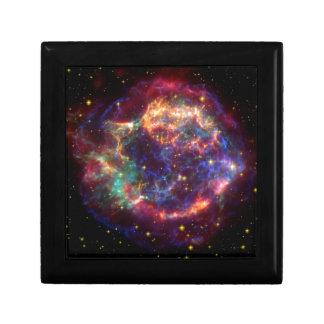 Boîte À Souvenirs Reste de supernova de galaxie de Cassiopeia
