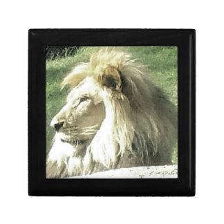 Boîte À Souvenirs Roi des bêtes