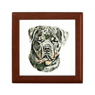 Boîte À Souvenirs Rottweiler