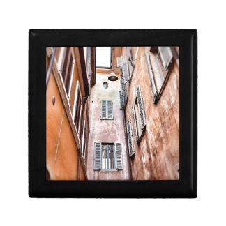 Boîte À Souvenirs Scène de ville de l'Italien IMG_1785 2