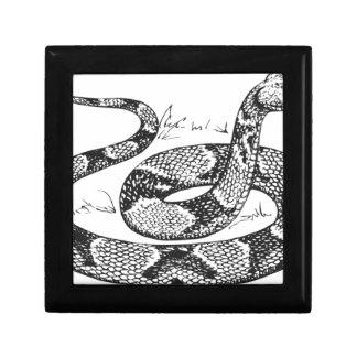 Boîte À Souvenirs Serpent de Copperhead