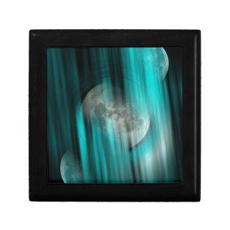 Boîte À Souvenirs Sphère de lune