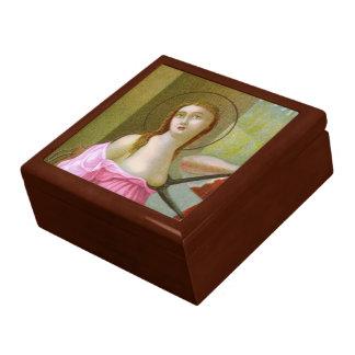 Boîte À Souvenirs St rose Agatha (M 003)