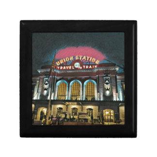 Boîte À Souvenirs Station des syndicats de Denver