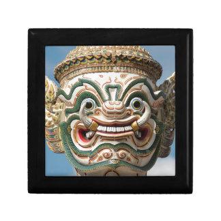 Boîte À Souvenirs Statue de démon de Yaksha, Bangkok