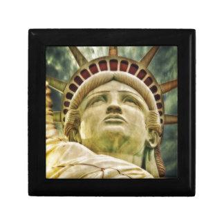 Boîte À Souvenirs Statue de la liberté
