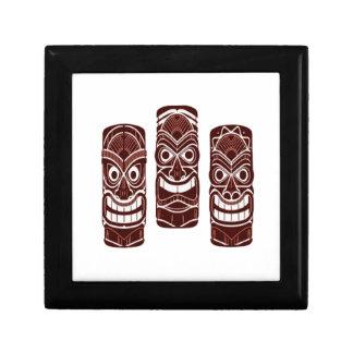 Boîte À Souvenirs Temps de Tiki