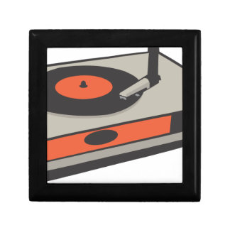 Boîte À Souvenirs Tourne-disque
