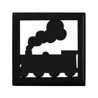 Boîte À Souvenirs Train de chemin de fer