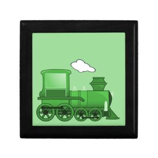 Boîte À Souvenirs Train de vapeur