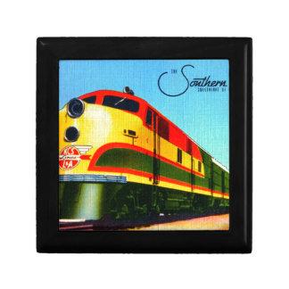 Boîte À Souvenirs Train du sud de belle