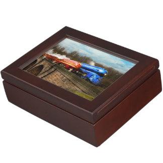 Boîte À Souvenirs Train - rétro - rencontrez les Royals 1938