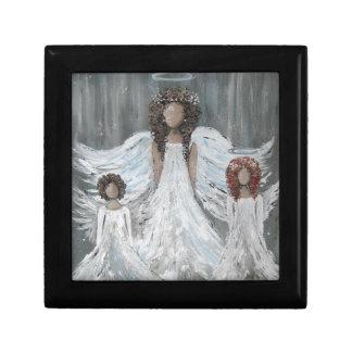 Boîte À Souvenirs Trois anges