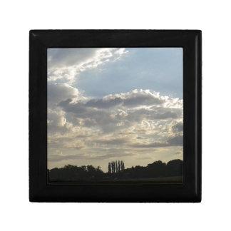 Boîte À Souvenirs Un bon nombre de nuages