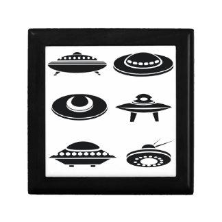Boîte À Souvenirs vaisseaux spatiaux réglés