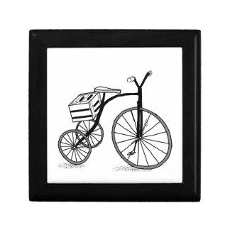 Boîte À Souvenirs Vélo sur 3 roues