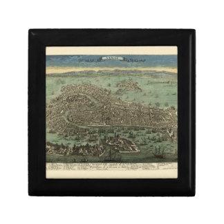Boîte À Souvenirs Venise Italie 1798
