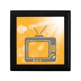 Boîte À Souvenirs vieille TV