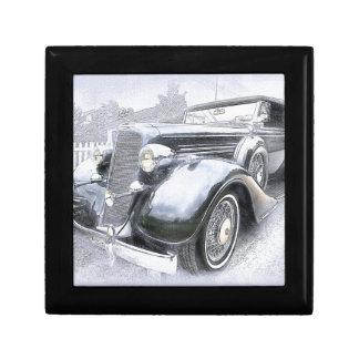 Boîte À Souvenirs Vieilles voitures de cru de voitures de voitures