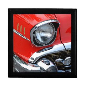 Boîte À Souvenirs Voiture de classique de Chevrolet