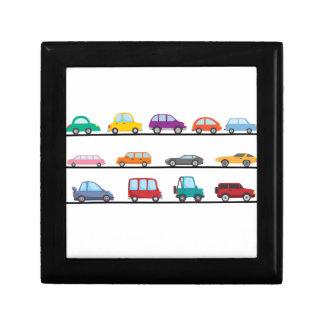 Boîte À Souvenirs voitures