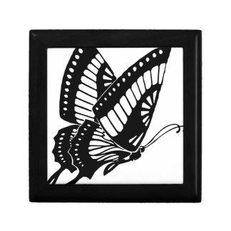 Boîte À Souvenirs Vol de papillon dans le vent