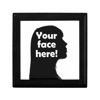 Boîte À Souvenirs votre-visage-ici-copie