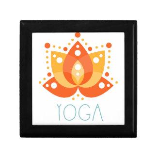 Boîte À Souvenirs Yoga