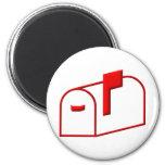Boîte aux lettres magnets