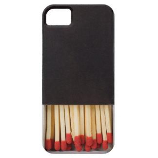 Boîte d'allumettes coque iPhone 5 Case-Mate