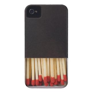 Boîte d'allumettes noire - iPhone4 - Coques Case-Mate iPhone 4