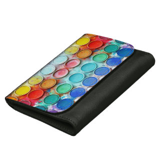 Boîte de couleur de peinture d'amusement