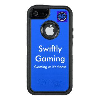 Boîte de loutre coque OtterBox iPhone 5, 5s et SE