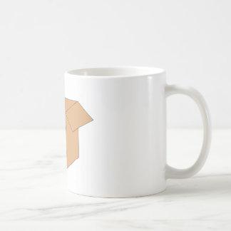 Boîte en carton mug