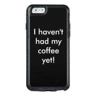 boîte externe noire pour l'iphone 6 coque OtterBox iPhone 6/6s