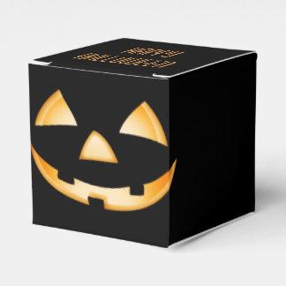 Boîte heureuse à festin de partie de Halloween Ballotins
