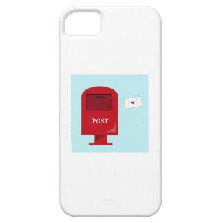 Boîte postale coque iPhone 5