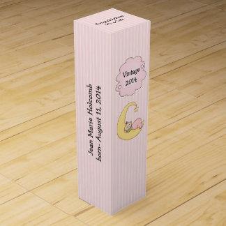 Boite Pour Bouteille De Vin Boîte à vin de cadeau de félicitations de