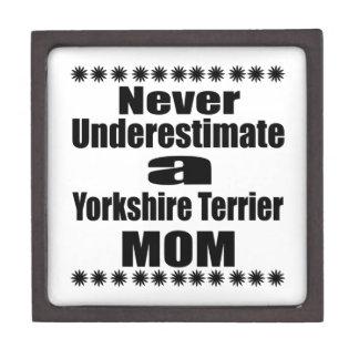 Boîtes À Babioles De Première Qualité Ne sous-estimez jamais la maman de Yorkshire