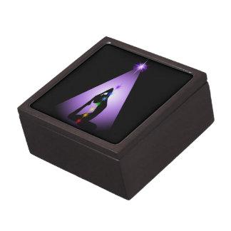 Boîtes À Bijoux De Première Qualité Centré